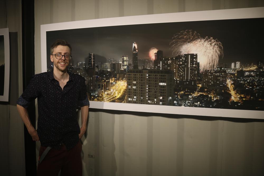 Benjamin và tác phẩm bầu trời Sài Gòn của anh