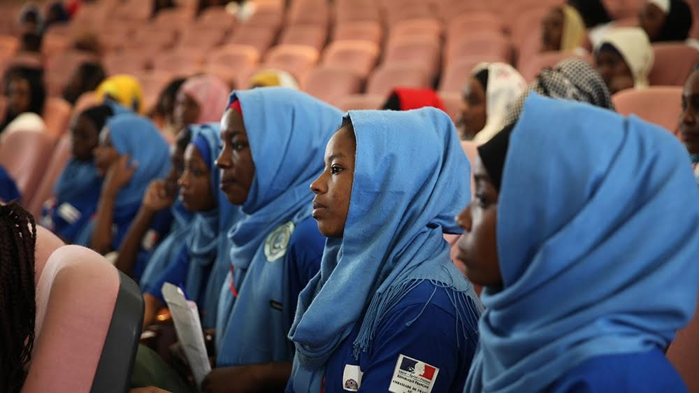 Tại quốc gia Trung Phi với nhiều bất ổn xã hội như Chad, phụ nữ trẻ là nhóm dân cư đặc biệt nhạy cảm trước hành vi xâm hại, kỳ thị. (Ảnh: Reuters)