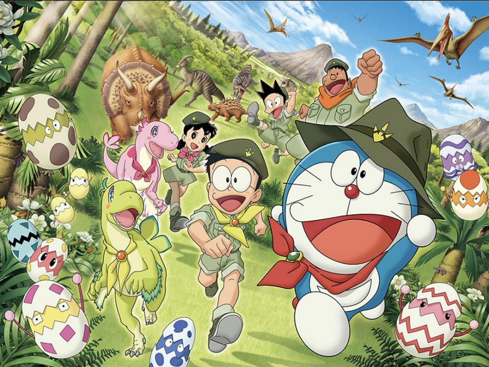 Doreamon: Nobita và những bạn khủng long tạm hoãn buổi ra mắt.