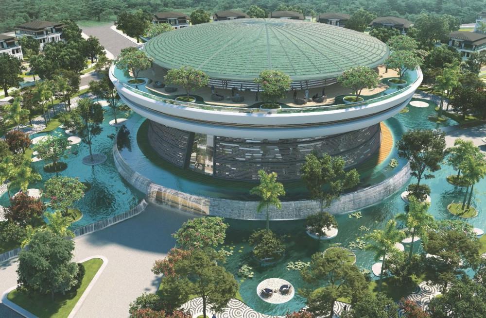 SCG sẽ đơn vị thi công xây dựng nên những công trình biểu tượng tại Sunshine Heritage Resort