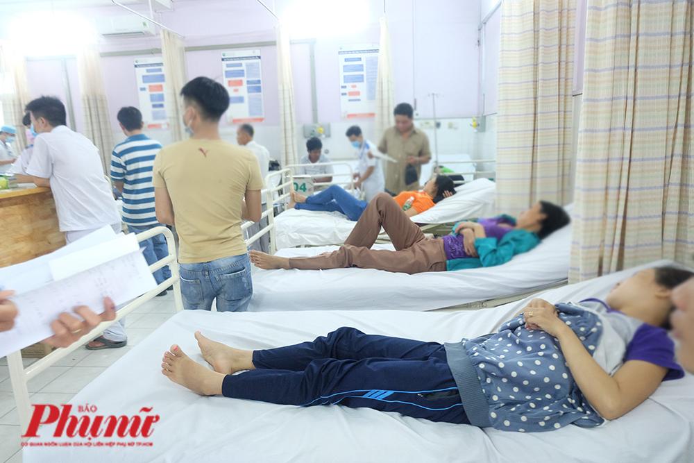 Cấp cứu cho bệnh nhân tại Bệnh viện quận Thủ Đức