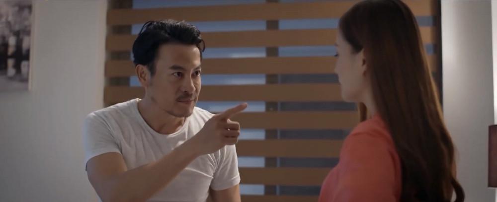 Khánh- một trong ba nam chính của phim Trói buộc yêu thương- khiến khán giả ghét cay ghét đắng