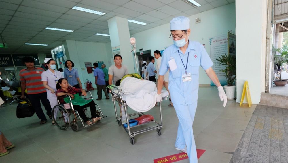 Nếu được cấp cứu sớm, người bị đột quỵ vẫn có thể được cứu sống