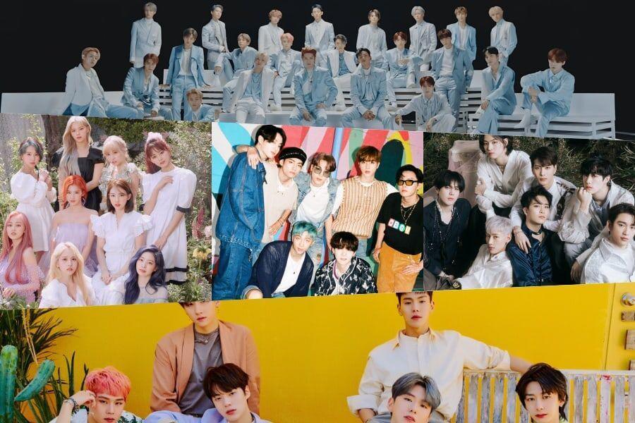 Các nhóm nhạc K-pop không còn mặn mà với những lễ trao giải âm nhạc thường niên.