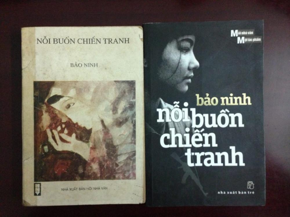 Được xem là một trong những tiểu thuyết viết về đề tài chiến tranh hay nhất nhưng Nỗi buồn chiến tranh của nhà văn Bảo Ninh từng trải qua không ít long đong