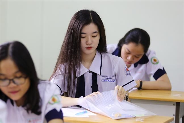 Đề thi thay đổi từ kiểm tra kiến thức sang đánh giá năng lực người học    Ảnh minh hoạ