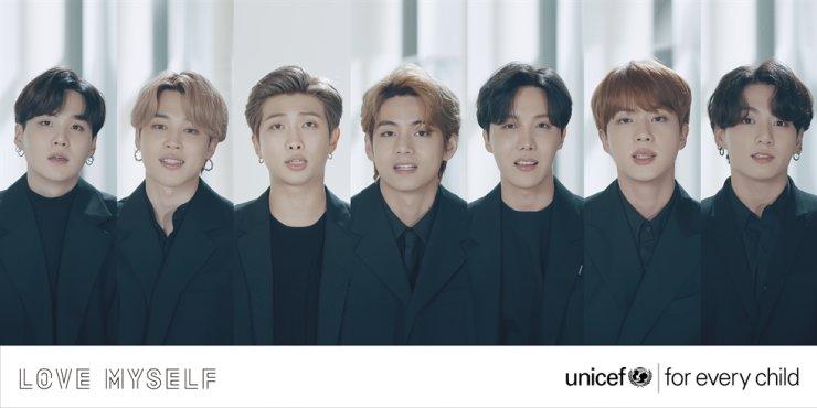 BTS truyền tải thông điệp hy vọng tại Đại hội đồng Liên Hợp Quốc lần thứ 75.