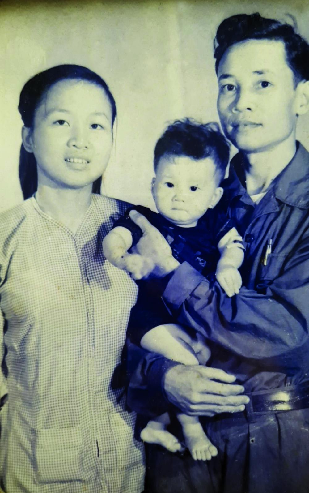 Gia đình bà Mỹ Lệ sau ngày giải phóng