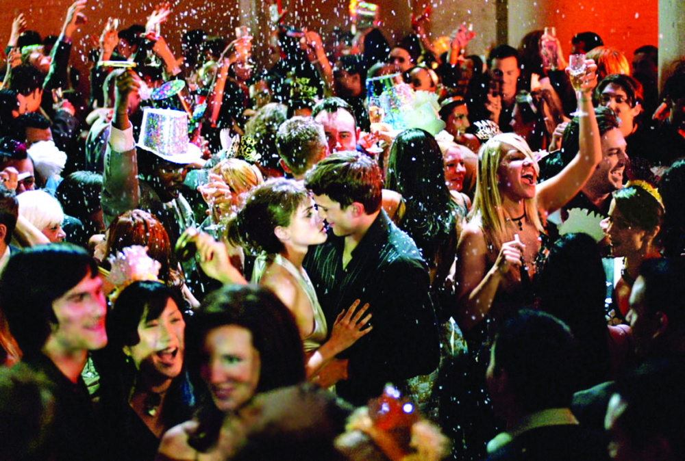 Mười năm qua, New Year's Eve vẫn là một trong những lựa chọn hàng đầu để xem lại trong mỗi gia đình