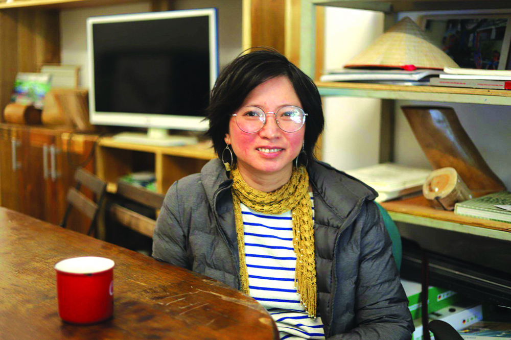 Kiến trúc sư Chu Kim Đức
