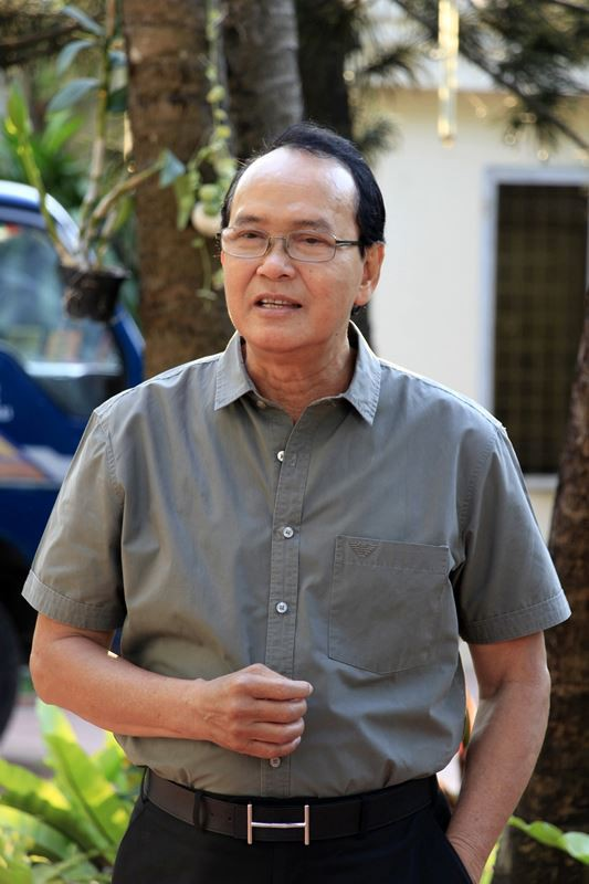 Nghệ sĩ Thanh Điền nhớ mãi tính cách hiền lành của nghệ sĩ Hề Sa - một người hết mực yêu nghề hát
