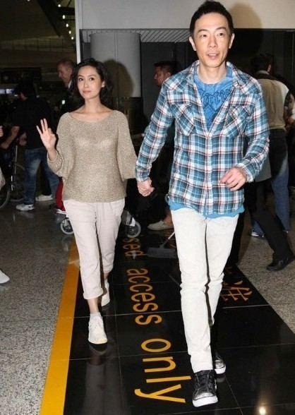 Năm 1998, Chu Ân gặp dỡ nhạc sĩ Huỳnh Quán Trung. Cặp đôi duy trì mối quan hệ bền chặt trong 14 năm, trước khi quyết định kết hôn năm 2012.