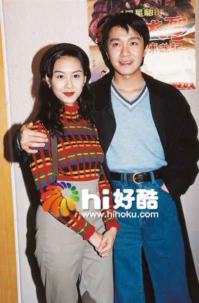 Đang trên đà thăng tiến, Chu Ân vướng vào mối quan hệ tình cảm với Châu Tinh Trì. Cả hai trở thành đôi trai tài gái sắc được công chúng ngưỡng mộ. Tuy nhiên, chuyện tình đẹp chỉ kéo dài 3 nam trước khi cả hai chia tay.