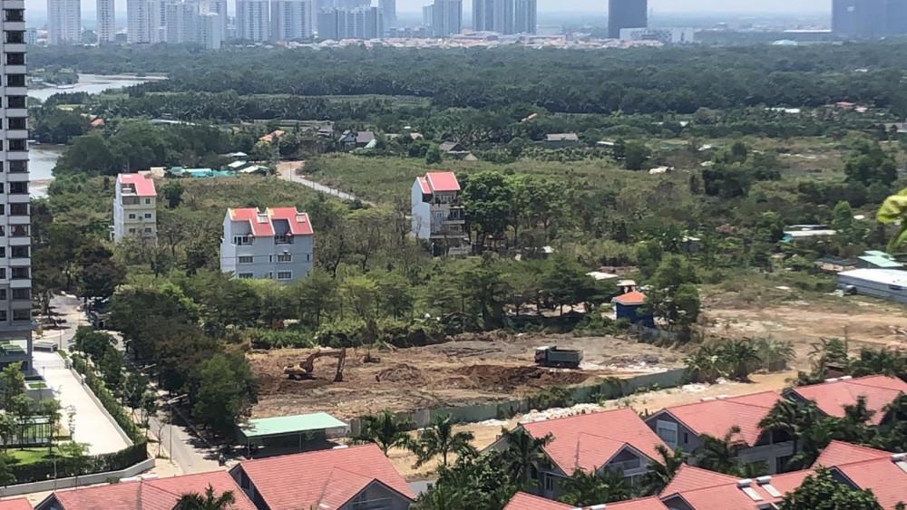 Dự án Khu dân cư Tân An Huy đang tồn tại rất nhiều sai phạm