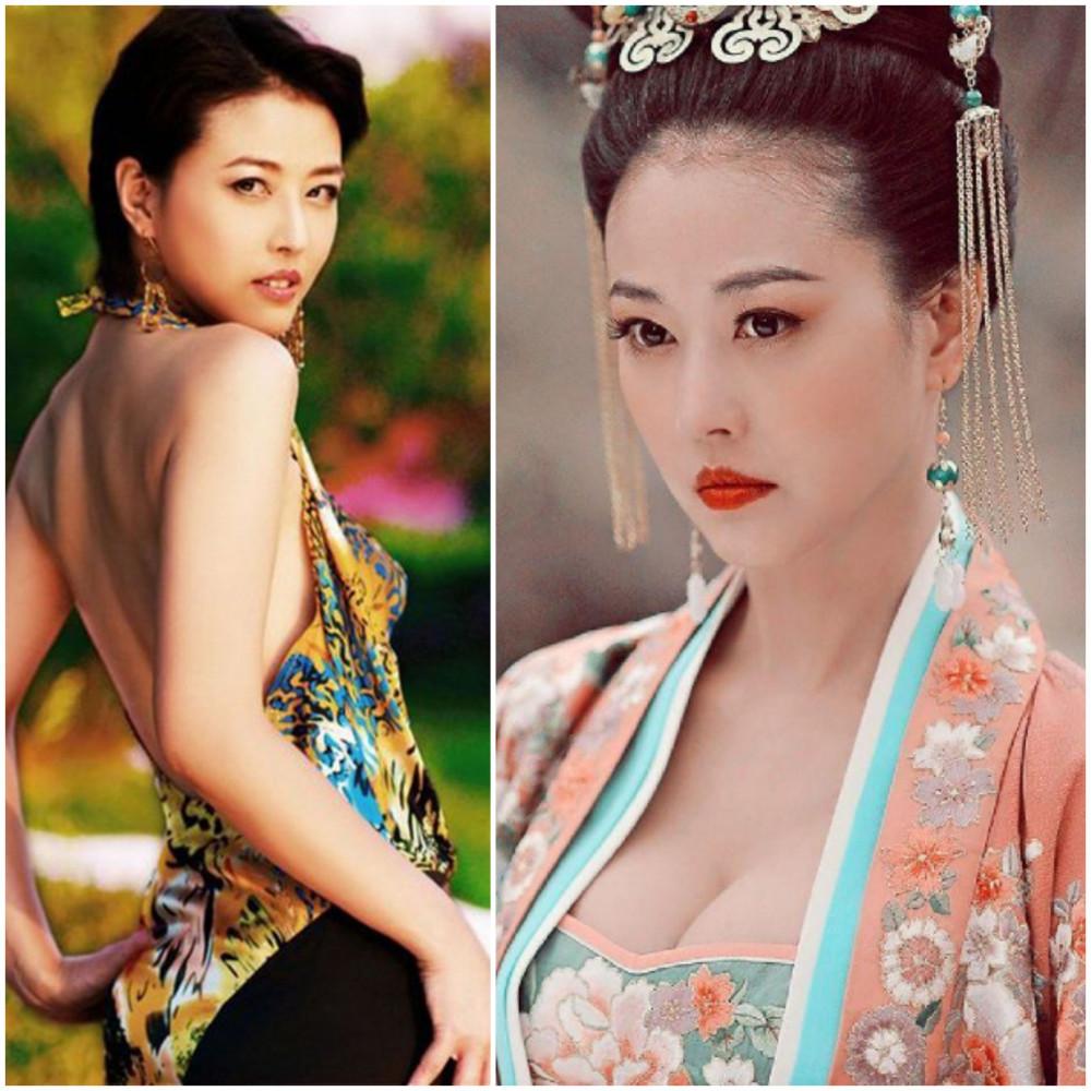 Châu Hải My là mỹ nhân hiếm hoi có gương mặt thanh tú, phù hợp với dòng phim cổ trang lẫn hiện đại.