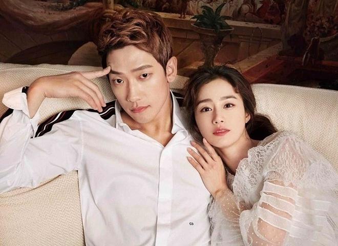 Cuộc sống hôn nhân hạnh phúc tạo nền tảng giúp Bi Rain và Kim Tae Hee thăng hoa trong sự nghiệp.