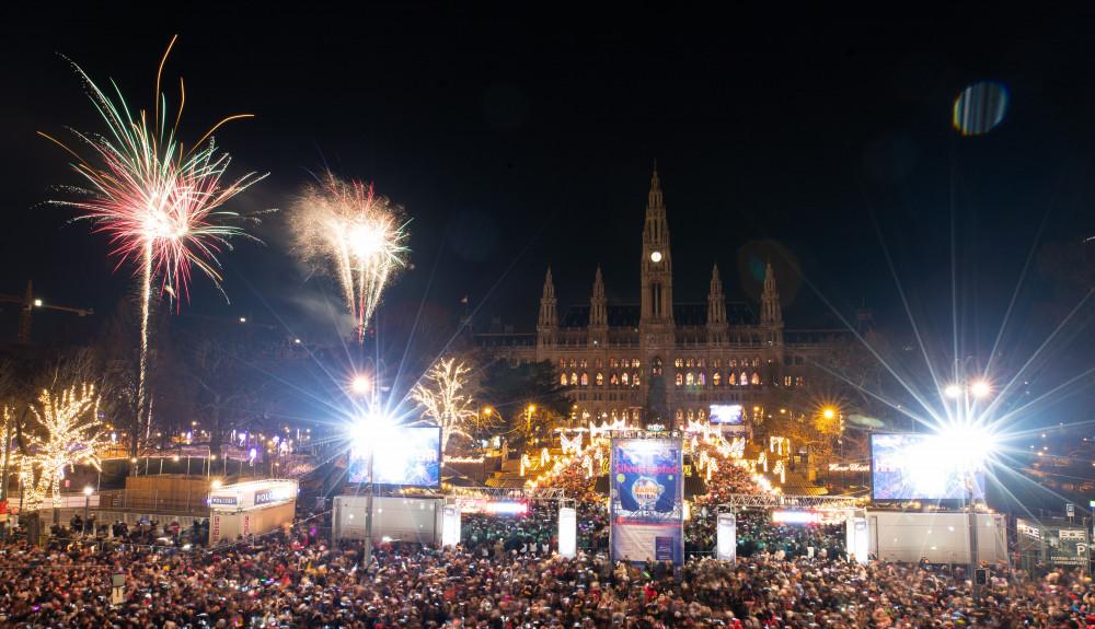Sự kiện kéo dài cả ngày đêm mừng năm mới tại Vienna sẽ tạm hoãn trong năm nya