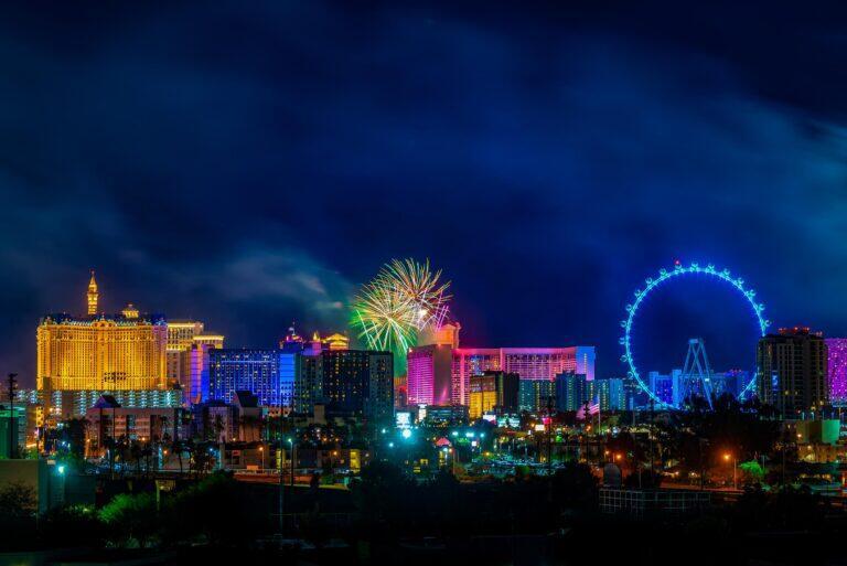 Las Vegas tập trung vào các buổi tiệc riêng tư thay vì những sự kiện lớn vào giao thừa 2021