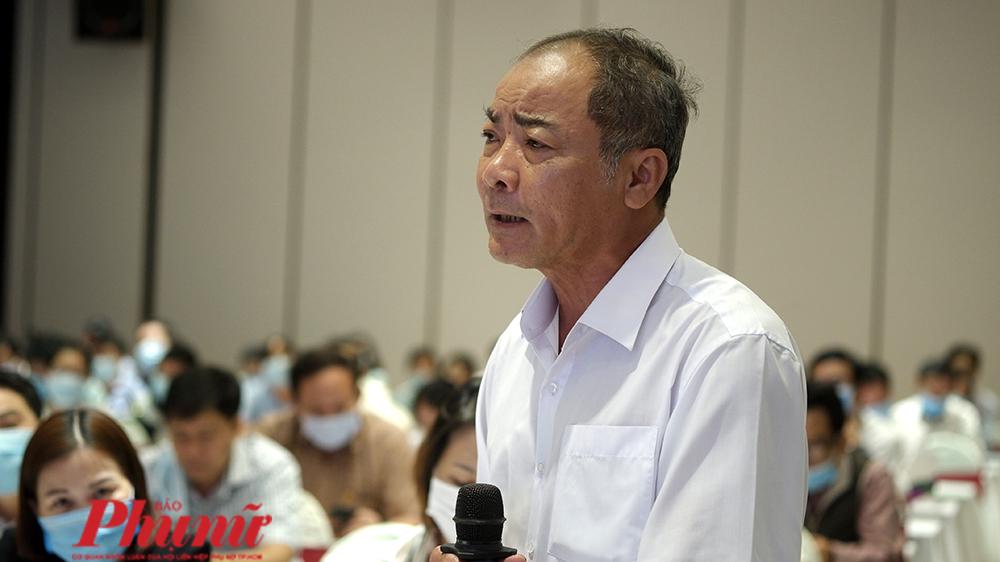 Bác sĩ Phạm Tấn Đức - Giám đốc Trung tâm Y tế huyện Diên Khánh, tỉnh Khánh Hòa