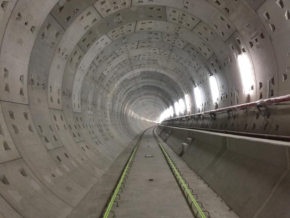 Metro là công trình giao thông ngầm được chú trọng phát triển. (Ảnh: Maur)