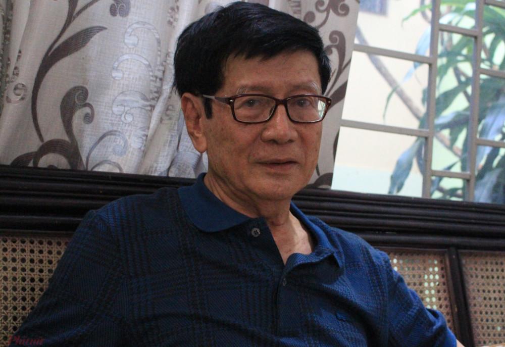 TS-KS Võ Kim Cương, nguyên Phó kiến trúc sư trưởng TPHCM chia sẻ về việc phát triển không gian ngầm tại TPHCM