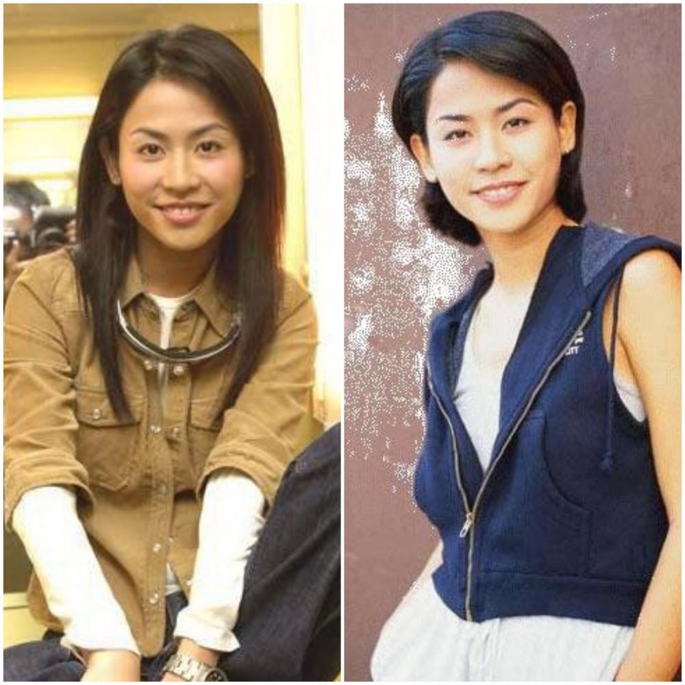 """Nữ diễn viên không ngần ngại thừa nhận là người khá may mắn trong sự nghiệp: """"Tôi tình cờ bị lôi đi thử vai trong một vở kịch kịch, không ngờ lại bén duyên với nghiệp diễn, sau khi trở về Hong Kong, tôi tiếp tục tận dụng ưu thế này và bước chân vào làng giải trí""""."""