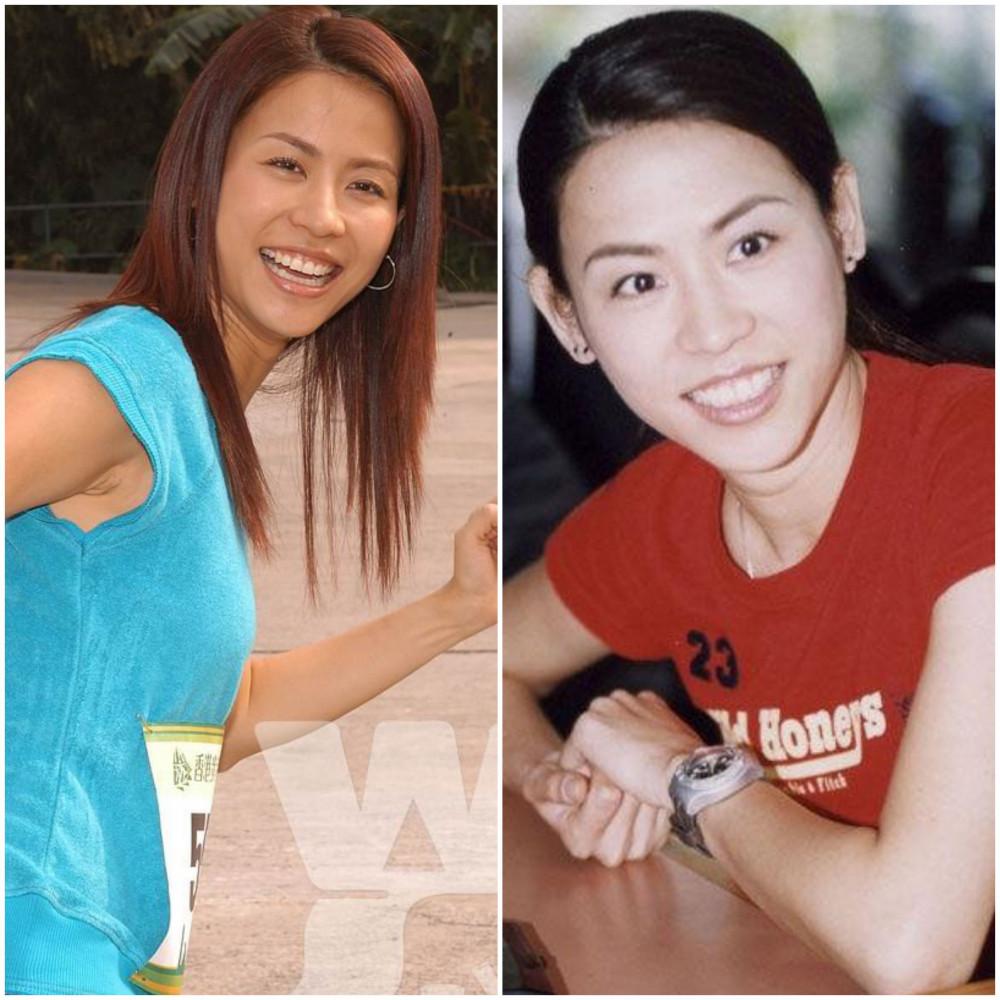 Không sở hữu nhan sắc mĩ miều bằng các đại hoa đán TVB khác cùng thời nhưng sự duyên dáng của Tuyên Huyên giúp cô tìm được chỗ đứng trong làng giải trí.