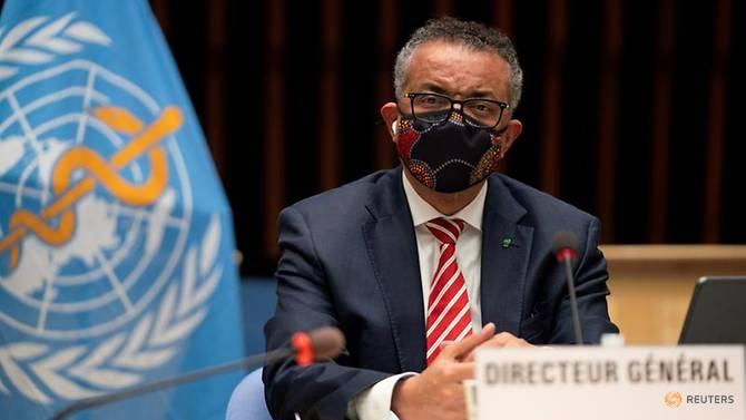 Tổng Giám đốc Tổ chức Y tế Thế giới (WHO) tham dự phiên thảo luận về phản ứng bùng phát bệnh do coronavirus (COVID-19)