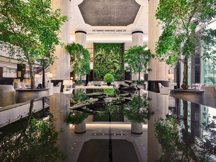 Shangri-La quyết định chi trả chi phí y tế lên đến 250.000 đô la Singapore (tương đương khoảng 190.000 USD) cho du khách mắc COVID-19 trong thời gian lưu trú tại khách sạn - Ảnh: Shangri-La Hotels & Resorts