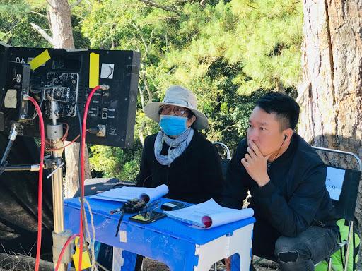 Đạo diễn Hữu Tấn từng có thời gian trầm cảm khi làm phim kinh dị.