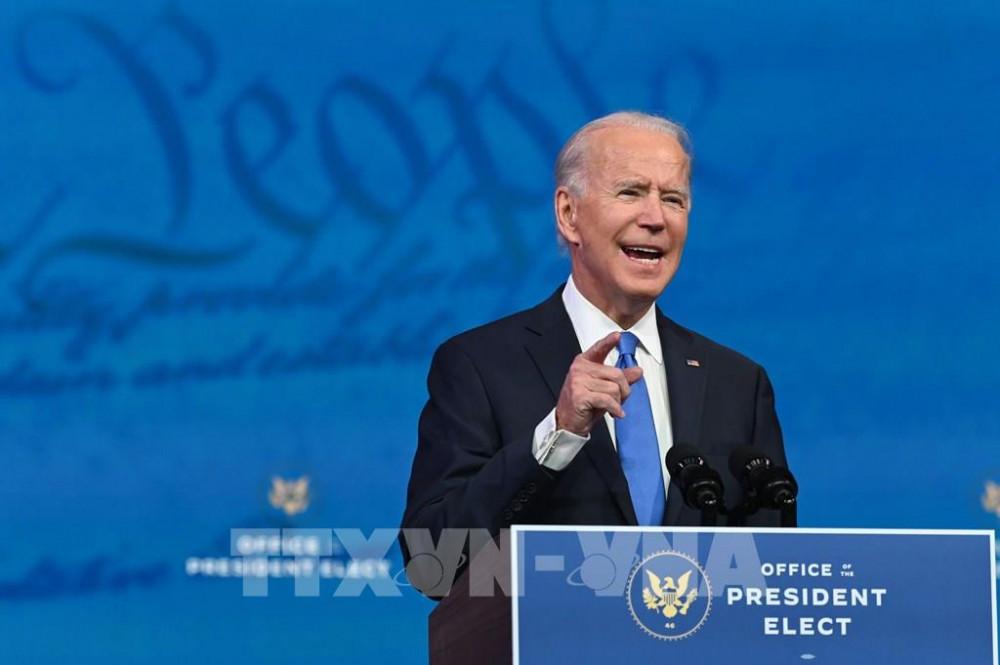 Ông Joe Biden sẽ trở thành Tổng thống Hoa Kỳ thứ 46