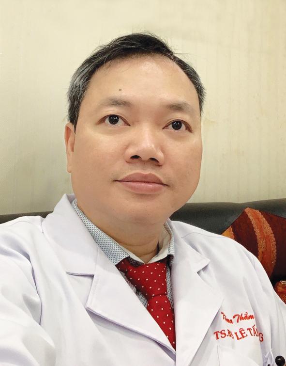Tiến sĩ - bác sĩ Lê Tấn Hùng