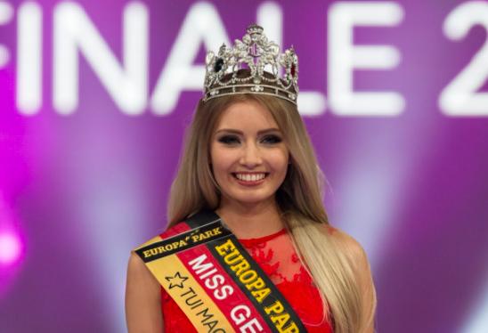 Những người từng chiến thắng trong cuộc thi Hoa hậu Đức đã phản ứng tích cực với khái niệm mới, bao gồm cả người chiến thắng năm 2017 Soraya Kohlmann.  Ảnh: DPA