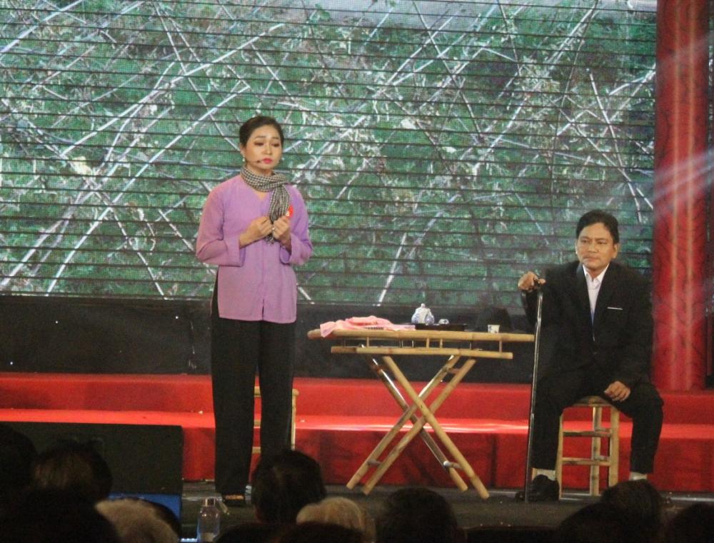 Thí sinh Nguyễn Thị Bạch Yến dù chưa có nhiều kinh nghiệm diễn xuất nhưng cô gái gốc Thái Bình đã có những kỷ niệm khó quên với cuộc thi.
