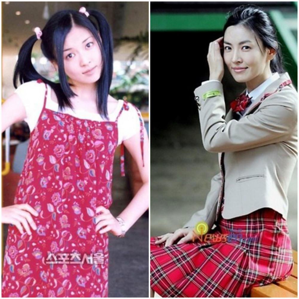 Kim So Yeon bén duyên với nghệ thuật từ sớm, khi cô vừa tròn 14 tuổi. Khác với những diễn viên nhí đồng trang lứa, nét đẹp sắc sảo cùng chiều cao nổi trội giúp So Yeon nhanh chóng nhận được sự chú ý.