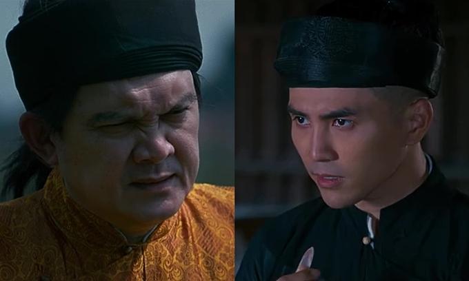 NSƯT Hữu Châu và Will đảm nhận tuyến phản diện trên phim.