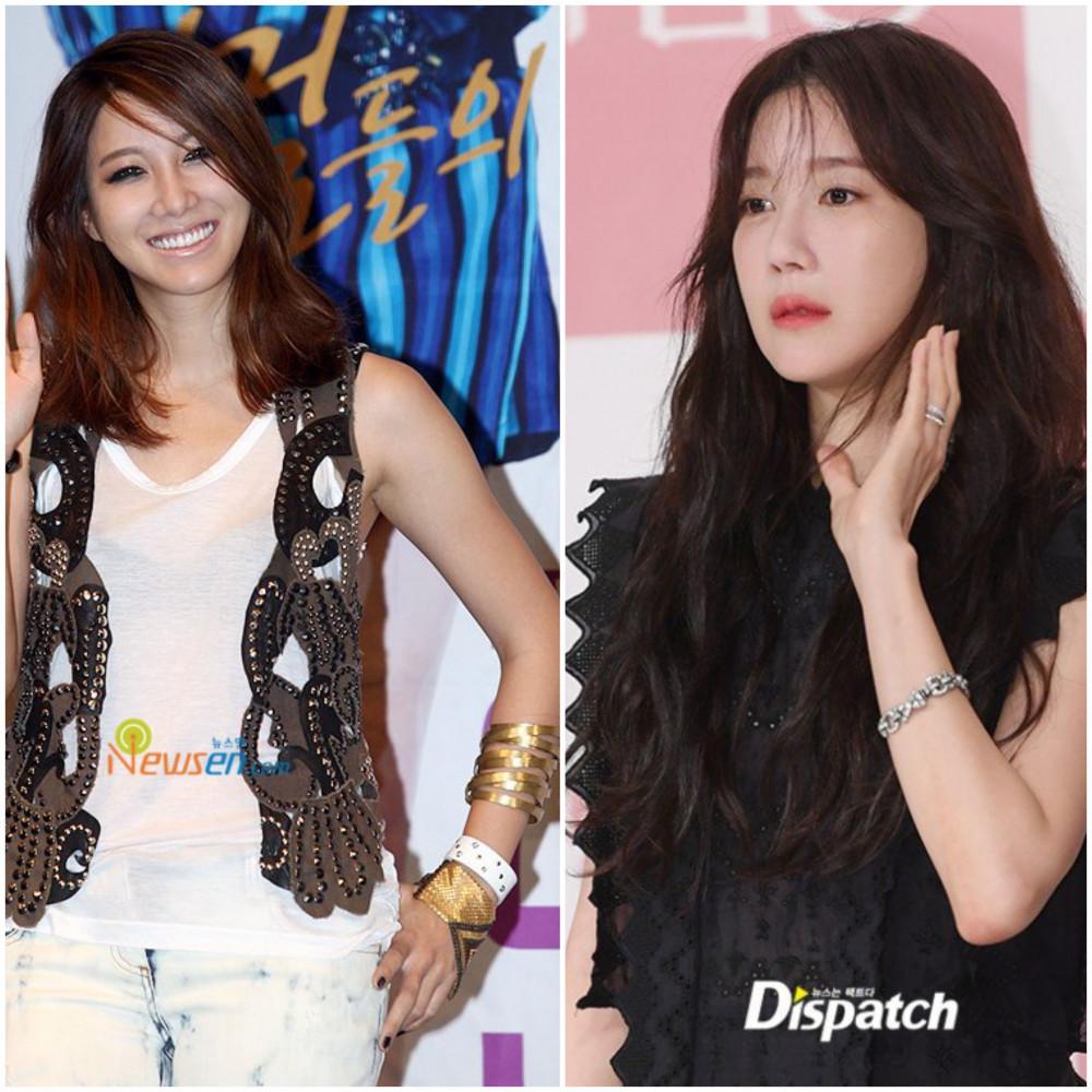 Lee Ji Ah thích đeo phụ kiện như khuyên tai, lắc tay...