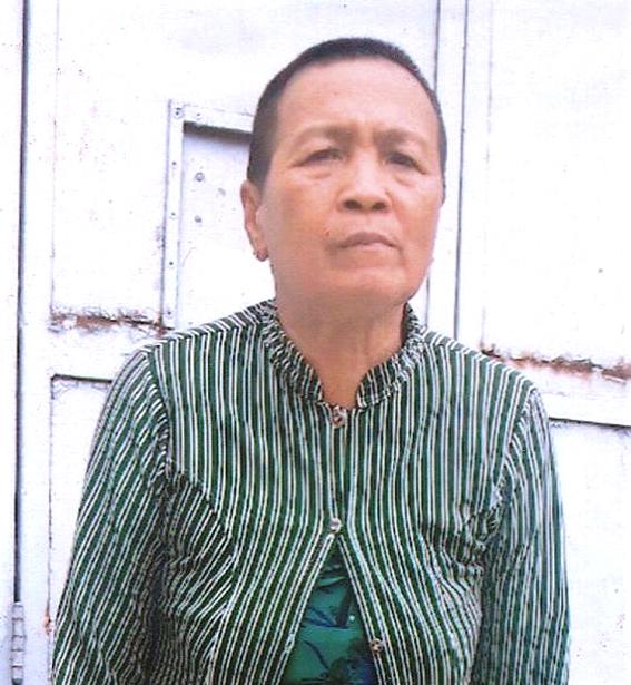 Bà Lê Thị Tiếng