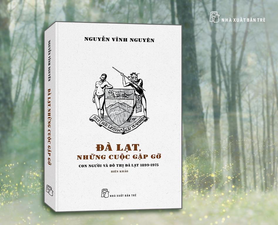 Tác phẩm mới nhất của nhà văn Nguyễn Vĩnh Nguyên