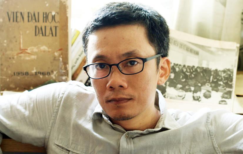 Nhà văn Nguyễn Vĩnh Nguyên