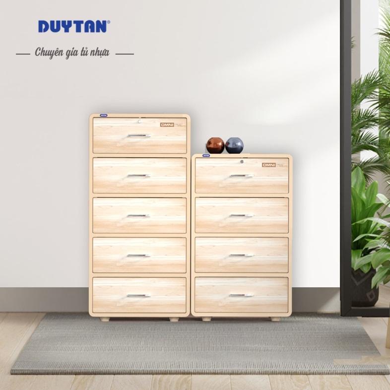Tủ Omni phù hợp với phong cách thiết kế nội thất hiện đại, tạo nên không gian sống vừa đẳng cấp vừa sang trọng