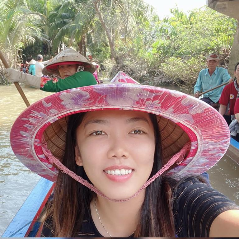 Một Huỳnh Như của đời thường, thích đi du lịch