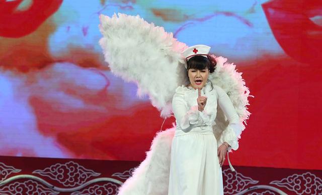 Nghệ sĩ Vân Dung sẽ vào vai Táo Y tế