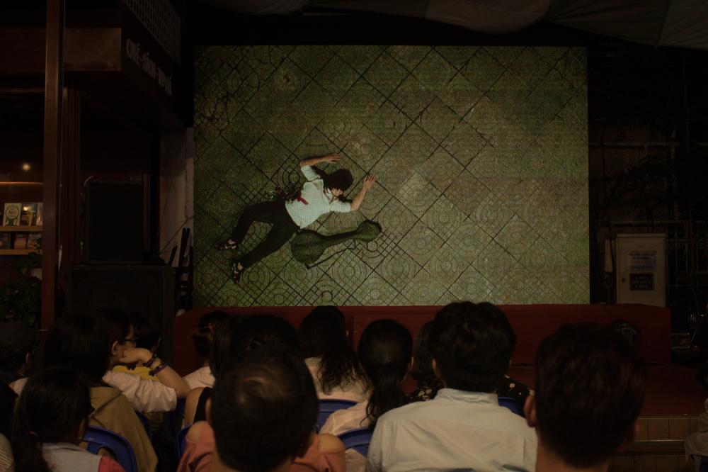 Buổi chiếu phim Song lang tại Đường sách TP.HCM