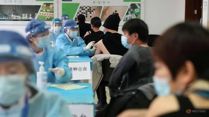 Trung Quốc tăng cường xét nghiệm COVID-19.