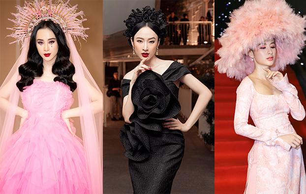 Những màn xuất hiện nổi bần bật của Angela Phương Trinh trên thảm đỏ. Cô luôn biết cách để tạo ấn tượng, luôn trở thành người đẹp được chú ý tại các sự kiện.