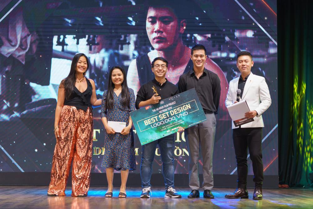 Lư đồng của nhóm Hạt Dẻ Film nhận được 7 giải thưởng quan trọng.