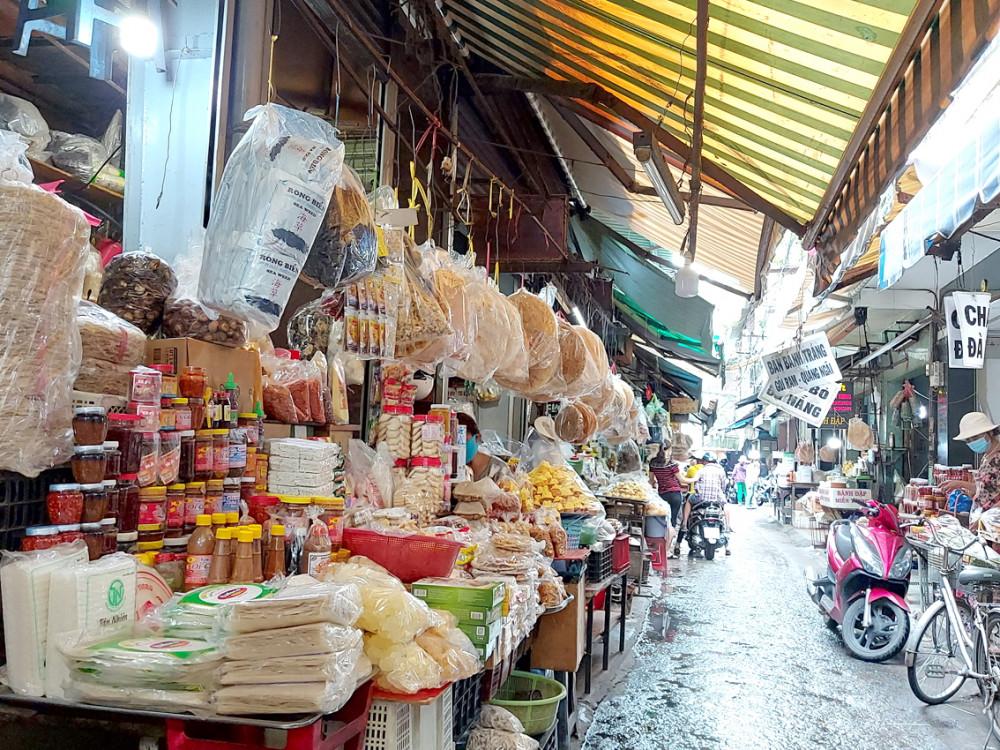 Năm 2020, các chợ truyền thống ở TP.HCM ế ẩm do dịch bệnh