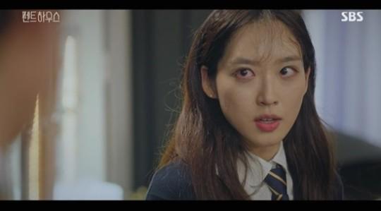 Han Ji Hyun tàn ác trog Penthouse.