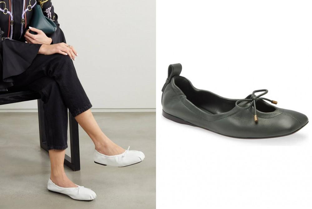 Giày bệt: